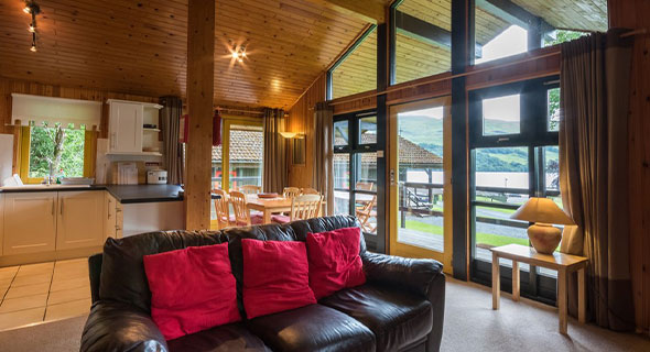Three Bedroom Lodges