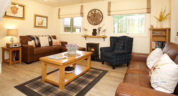 Four Bedroom Lodges